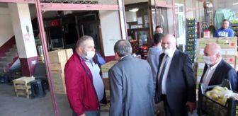 Okul: CHP Genel Başkan Yardımcısı Torun, KOBİ'leri ziyaret etti