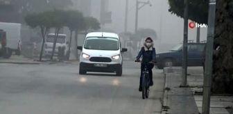 Düzce: Düzce'de yoğun sis