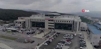 Düzce: Düzce Üniversitesi Hastanesinde ilk böbrek nakli gerçekleşti