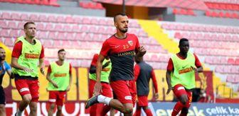 Hes: Kayserispor'a sevindirici haber