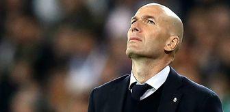 La Liga: Real Madrid'de Zinedine Zidane ile yollar ayrılıyor
