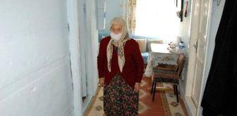 Bartın: Koronavirüsü yenen 96 yaşındaki kadın: Gençlikte çok fazla pırasa, soğan ve yeşil biber yedim