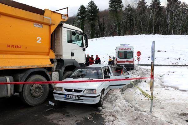 Son dakika haberleri   11 aylık Baran'ın öldüğü kazada kamyon sürücüsüne 4 yıl hapis