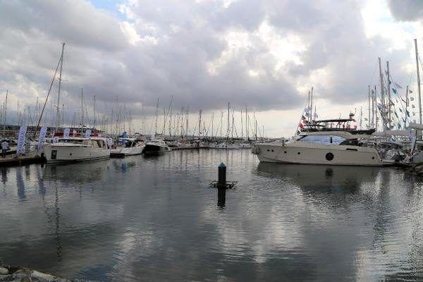 200'den fazla teknenin görücüye çıkacağı Boat Show Tuzla'da; 250 milyon TL satış hedefi