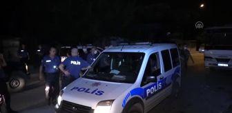 Adana: Adana'da sokağa ses bombası atan şüpheli yakalandı