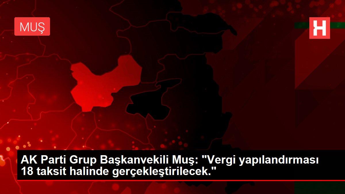 AK Parti'den kapsamlı vergi yapılandırması paketi
