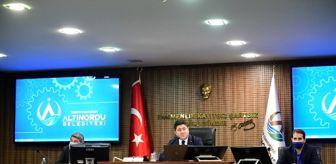 Altınordu Belediyesi: Altınordu Belediyesi'nin 2021 bütçesi 198,5 milyon TL