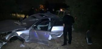 Sincan: Son dakika haberleri! Başkent'te trafik kazası: 2 yaralı