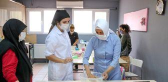 Halk Eğitim Merkezi: Buca Belediyesi kurslarına kadınlardan yoğun ilgi