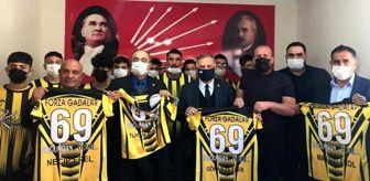 Bayburt: CHP Milletvekillerinden Bayburt'a ziyaret
