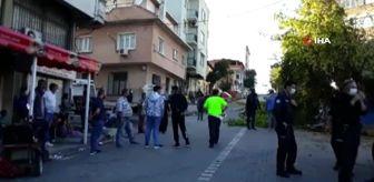 Edremit: Son Dakika | Edremit'te park halindeki minibüsün freni boşaldı, cadde savaş alanına döndü