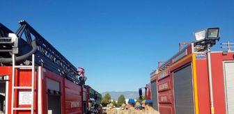 Safranbolu: Safranbolu'da jandarmaya yangın eğitimi verildi
