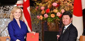 Brexit: Japonya ve İngiltere serbest ticaret anlaşması imzaladı