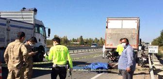 Erzurum: Son dakika haber | Kamyona arkadan çarpan motosiklet sürücüsü öldü