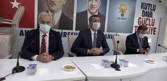 Giresun: Milli Eğitim Bakanı Ziya Selçuk, Giresun'da öğretmenlerle bir araya geldi