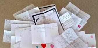 Safranbolu: Miniklerden sağlık çalışanlarına teşekkür mektubu