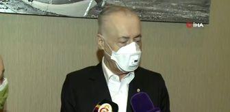 Fatih Terim: Son dakika haberi! Mustafa Cengiz: 'Galatasaray'a karşı topyekun taarruz ve bir savaş var'