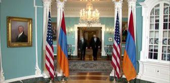 Helsinki: Pompeo, Azerbaycanlı ve Ermeni mevkidaşlarıyla Dağlık Karabağ'ı görüştü