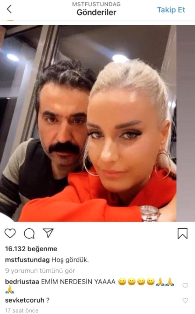 10 yıllık evliliğini tek celsede bitiren oyuncu Mustafa Üstündağ, yeni aşka yelken açtı