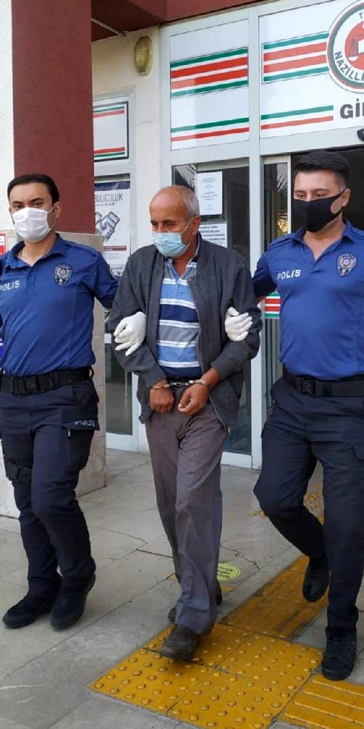 Aydın'da polisin düzenlediği operasyonda yakalanan 28 kişi, tutuklandı