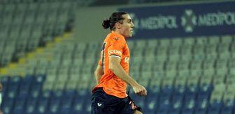 Başakşehir: Crivelli ilk golünü attı