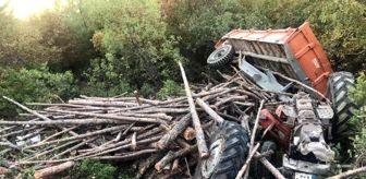 Balıkesir: Devrilen traktörün altında kalan 4 kişiden 1'i öldü