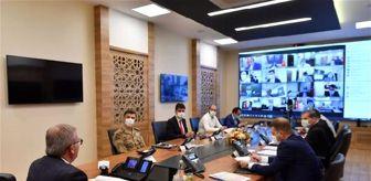 Diyarbakır: Diyarbakır'da yoğun bakım doluluk oranı yüzde 51'e çıktı