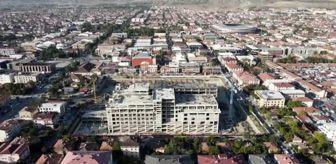 Gümüşhane: Son dakika! Erzincan'ın 'akıllı hastanesi'nin inşaatı yükseliyor
