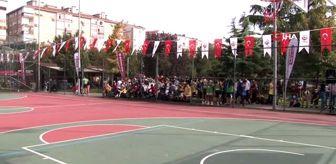 İnci: Fatih'te 7'nci sokak basketbol turnuvası başladı