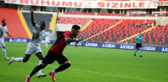 Günay Güvenç: Gaziantep FK, Konyaspor'u 1 golle geçti