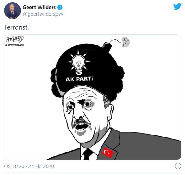 Geert Wilders kimdir, nereli? Geert Wilders ne dedi?