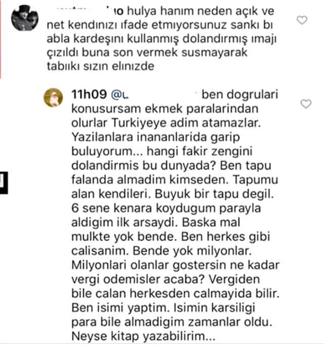 Hadise'nin ablası Hülya Açıkgöz'den gözdağı: Ben konuşursam Türkiye'ye adım atamaz