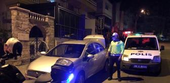 İzmir: İzmir polisinden kaçan otomobili Kuşadası polisi yakaladı
