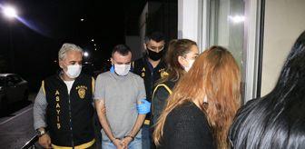 Sakarya: Sahte vali operasyonunda yakalanan zanlılar Adana'ya getirildi