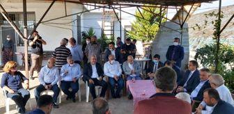 Kumluca: TARSİM A.Ş. Genel Müdürü Günal: 'Sigortasız tarım olmaz'