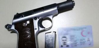 Gözaltı: Tekirdağ'da silah operasyonu