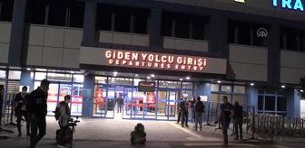 Caleb Ekuban: Trabzonspor kafilesi İstanbul'a gitti