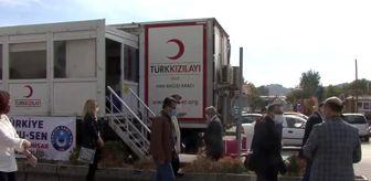 Afyon: Türkiye Kamu-Sen'den 'Kan Ver Afyon' kampanyasına destek