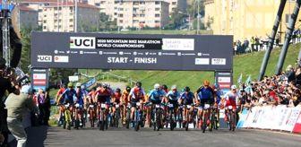 Sakarya Büyükşehir Belediyesi: 2020 Dünya Dağ Bisikleti Maraton Şampiyonası başladı