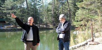 Tosya: Kastamonu'da Dipsizgöl Tabiat Parkına 30 milyon TL'lik yatırım