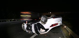 Osmaniye: Osmaniye'de iki otomobil çarpıştı: 2 ölü, 9 yaralı