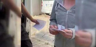Kpss: Polisin dikkati KPSS adayının sınava yetişmesini sağladı