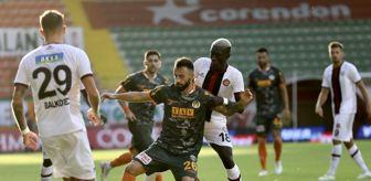 Mete Kalkavan: Süper Lig: Aytemiz Alanyaspor: 2 - Fatih Karagümrük: 0 (Maç sonucu)