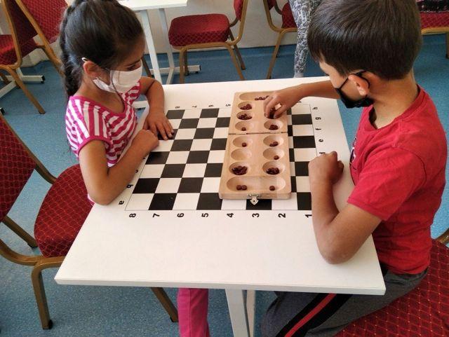 Aziziye Gençlik Merkezi akıl ve zeka oyunlarının merkezi olma yolunda