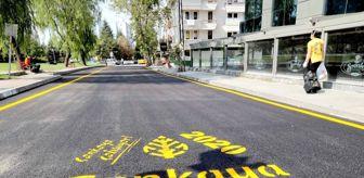 Alper Taşdelen: Çankaya Belediyesi asfalt çalışmalarına hız kesmeden devam ediyor