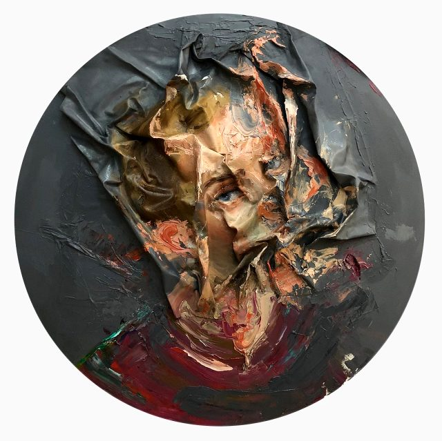 Genç ressam Sinem Demirci'nin son çalışması büyük beğeni topladı