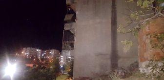 Karabağlar: İzmir'de ikinci kattan düşen 2 yaşındaki çocuk hayatını kaybetti