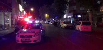 Dulkadiroğlu: Kahramanmaraş'ta bıçaklı kavga: 1 yaralı