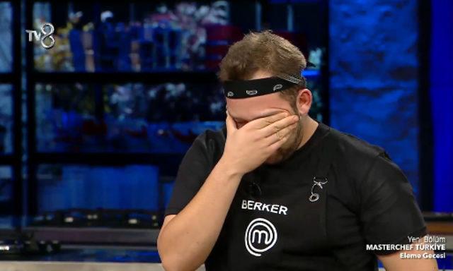 MasterChef Türkiye'den elenen yarışmacı gözyaşları için veda etti