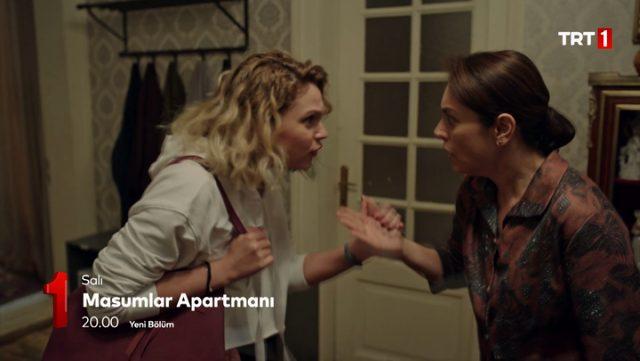 Masumlar Apartmanı'nın 7. bölümünden 2. fragman yayınlandı! Safiye temizlik krizine giriyor